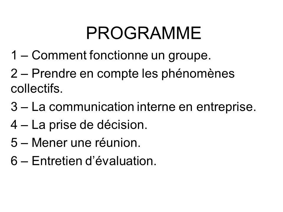 Programme 1 comment fonctionne un groupe ppt t l charger - Comment fonctionne un sanibroyeur ...