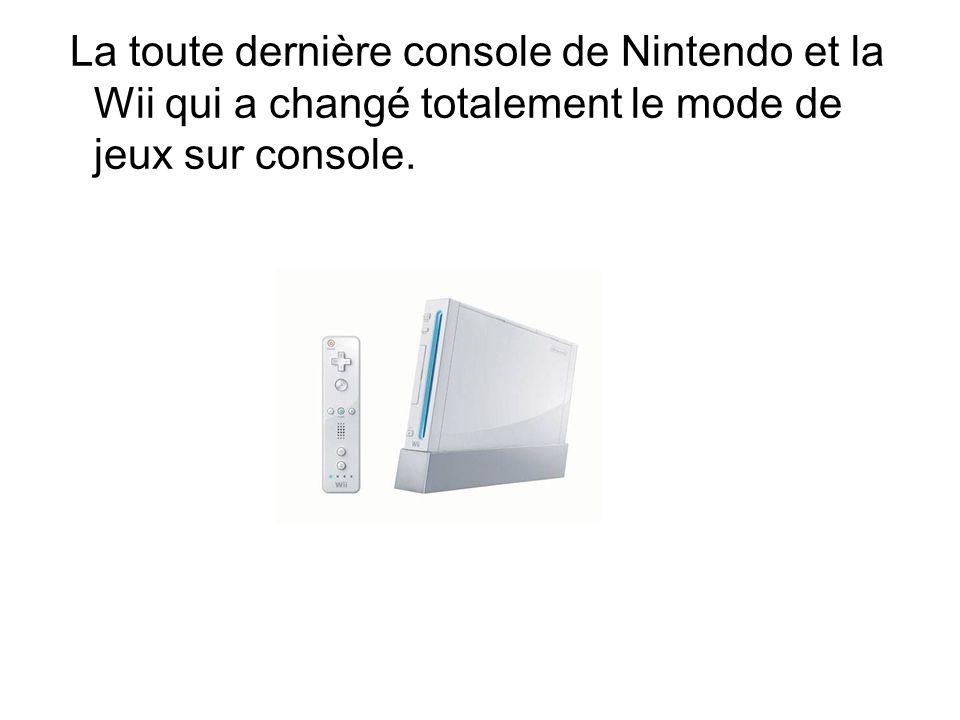 Histoire de nintendo ppt video online t l charger - Derniere console nintendo ...