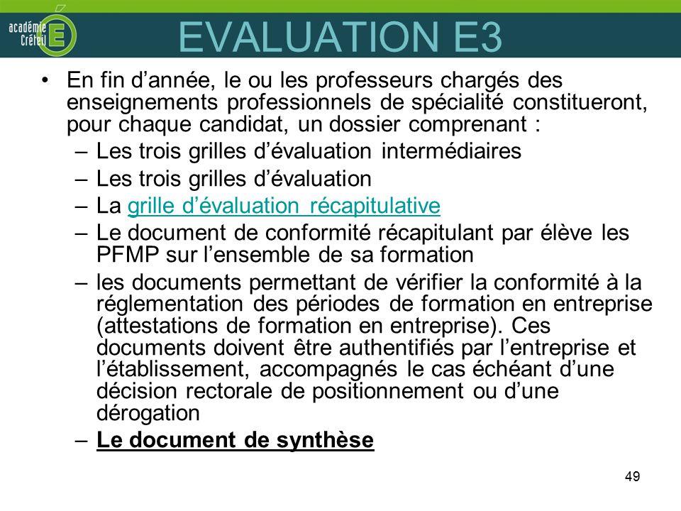 Bac pro commerce session ppt t l charger - Grille d evaluation des risques professionnels ...
