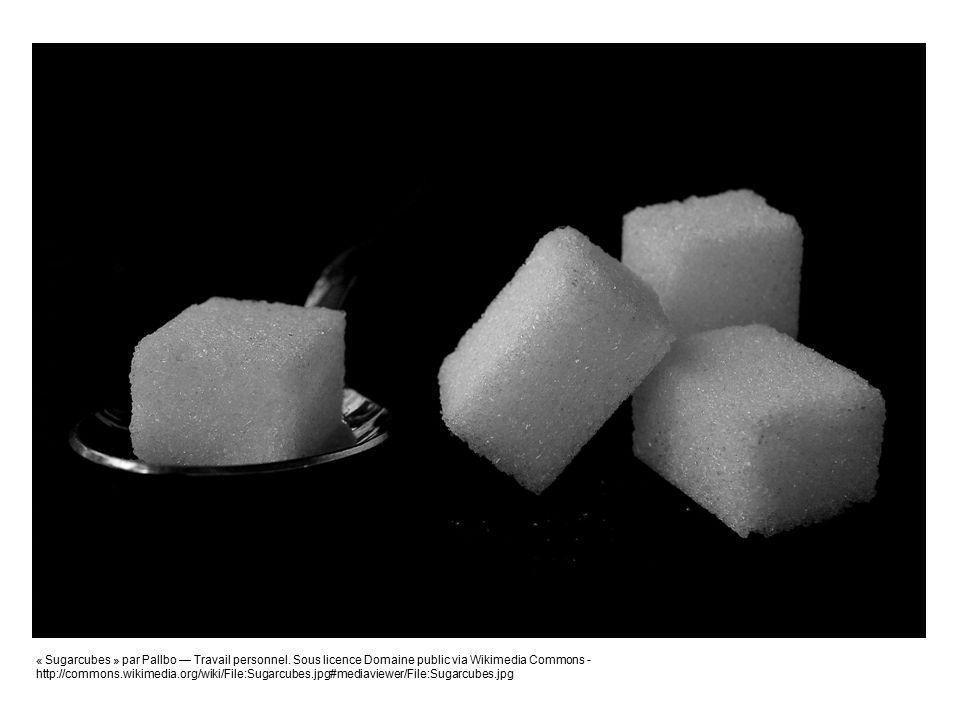 « Sugarcubes » par Pallbo — Travail personnel