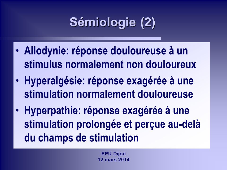 douleurs neuropathiques ppt t l charger. Black Bedroom Furniture Sets. Home Design Ideas