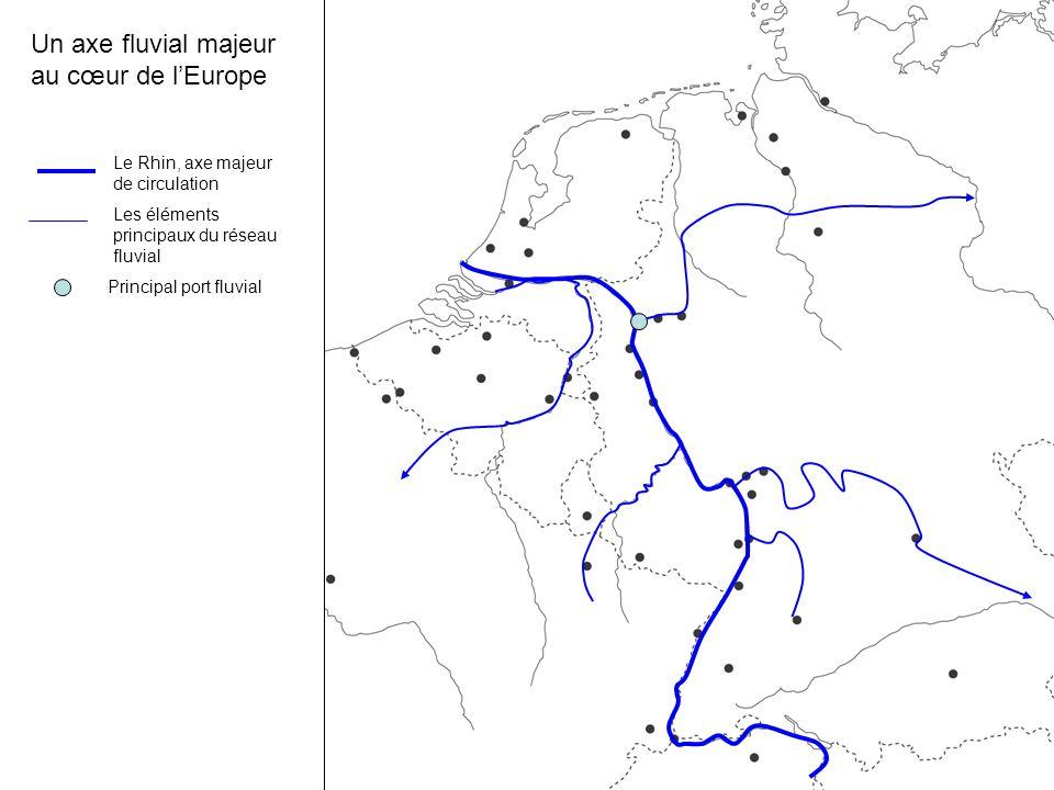 Un axe fluvial majeur au cœur de l'Europe