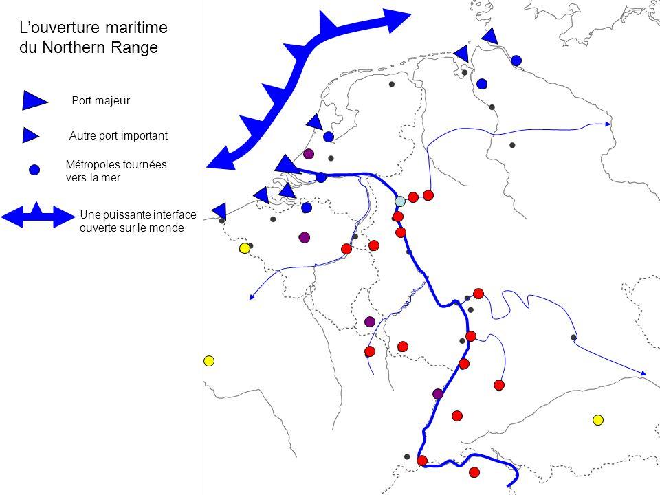 L'ouverture maritime du Northern Range