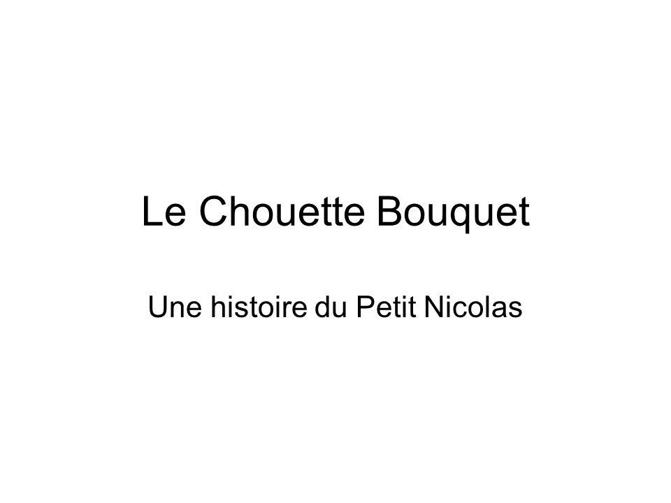 Une histoire du Petit Nicolas