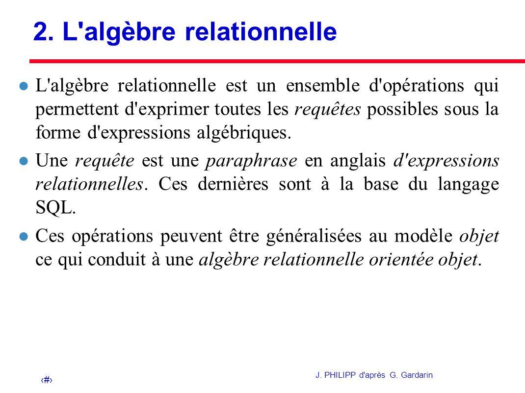 Serie 3 Algebre Relationnel.pdf notice & manuel d'utilisation