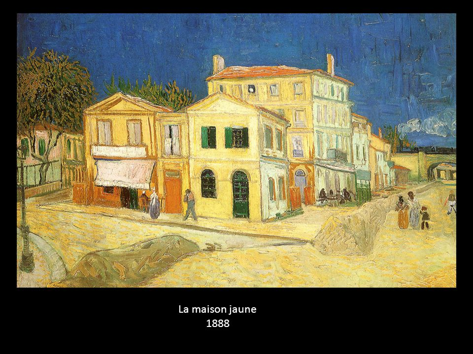 Stunning Chambre Jaune Van Gogh Description Contemporary ...