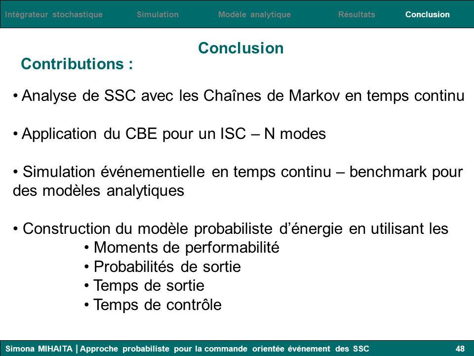 Approche probabiliste pour la commande orient e ppt for Analyse de sol construction