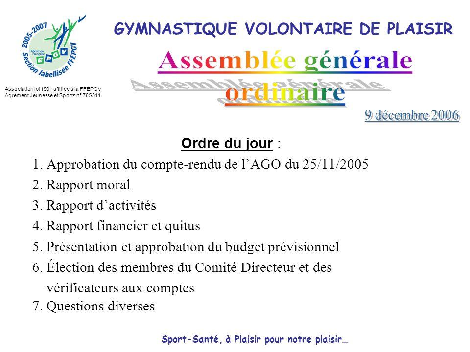 Sport Sante A Plaisir Pour Notre Plaisir Ppt Video Online