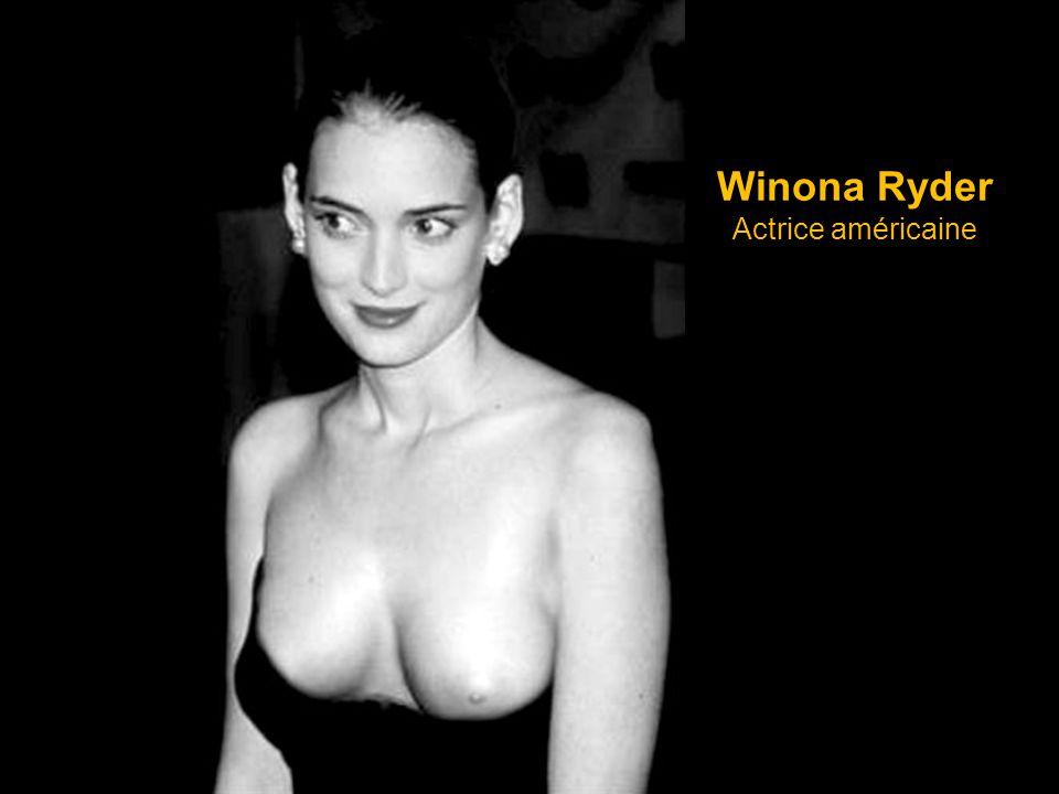 Winona Ryder nackt Nacktbilder & Videos, Sextape -