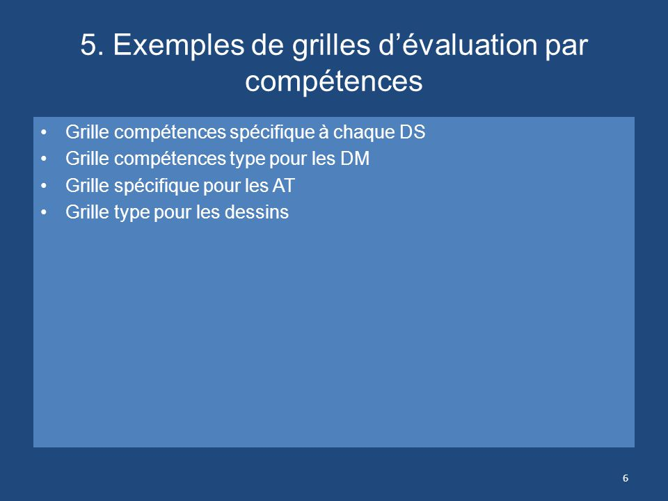 Formation evaluation par competences premieres et - Grille d evaluation des competences infirmieres ...