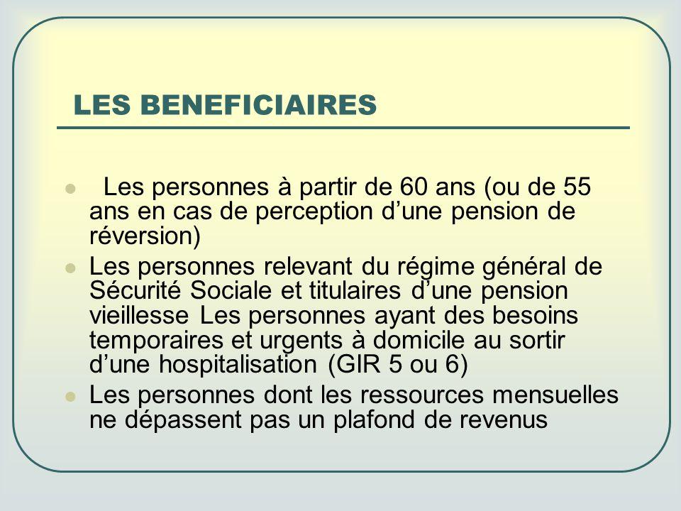 Geri evaluation cellule d valuation g rontologique du pays de france pour la cnav tel - Plafond de ressources pension de reversion ...