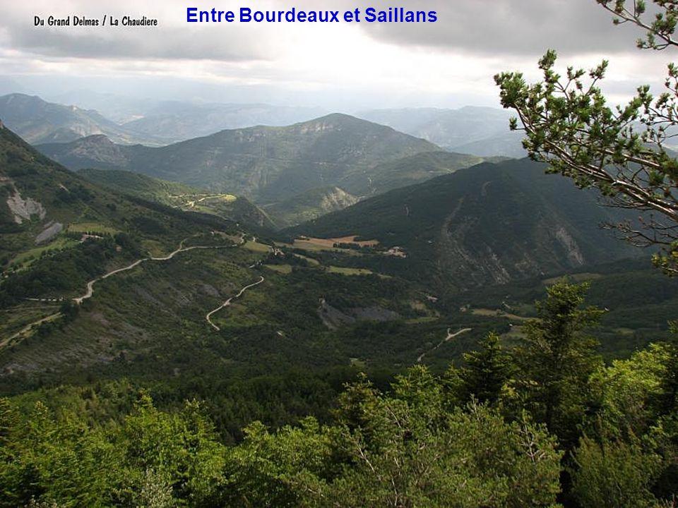 Entre Bourdeaux et Saillans