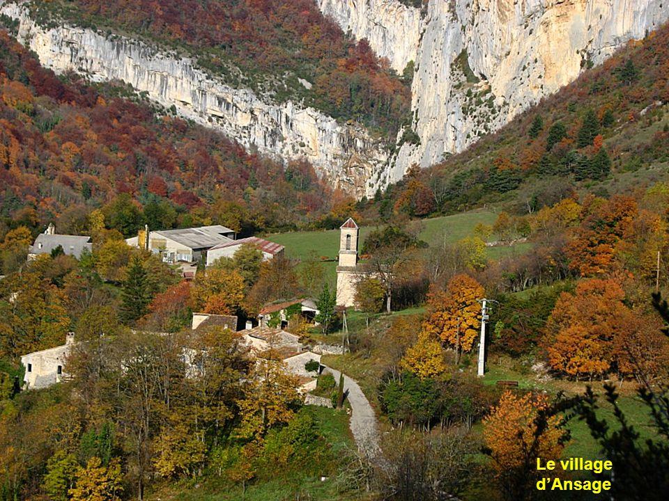 Le village d'Ansage