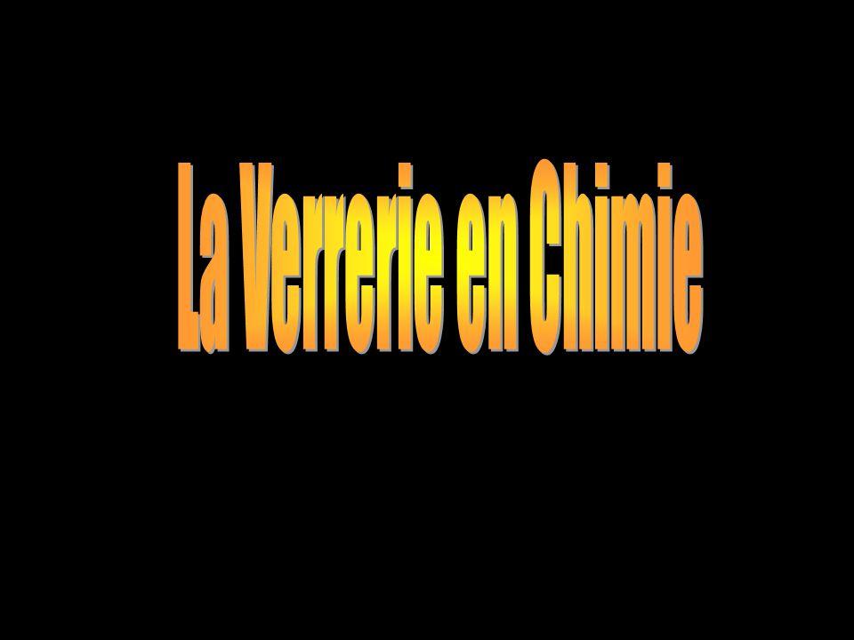La Verrerie en Chimie