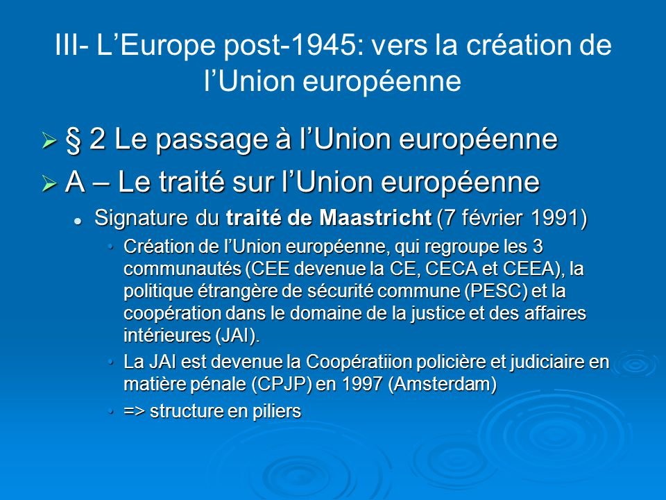 Introduction au droit communautaire ppt t l charger - Difference entre droit de passage et servitude ...