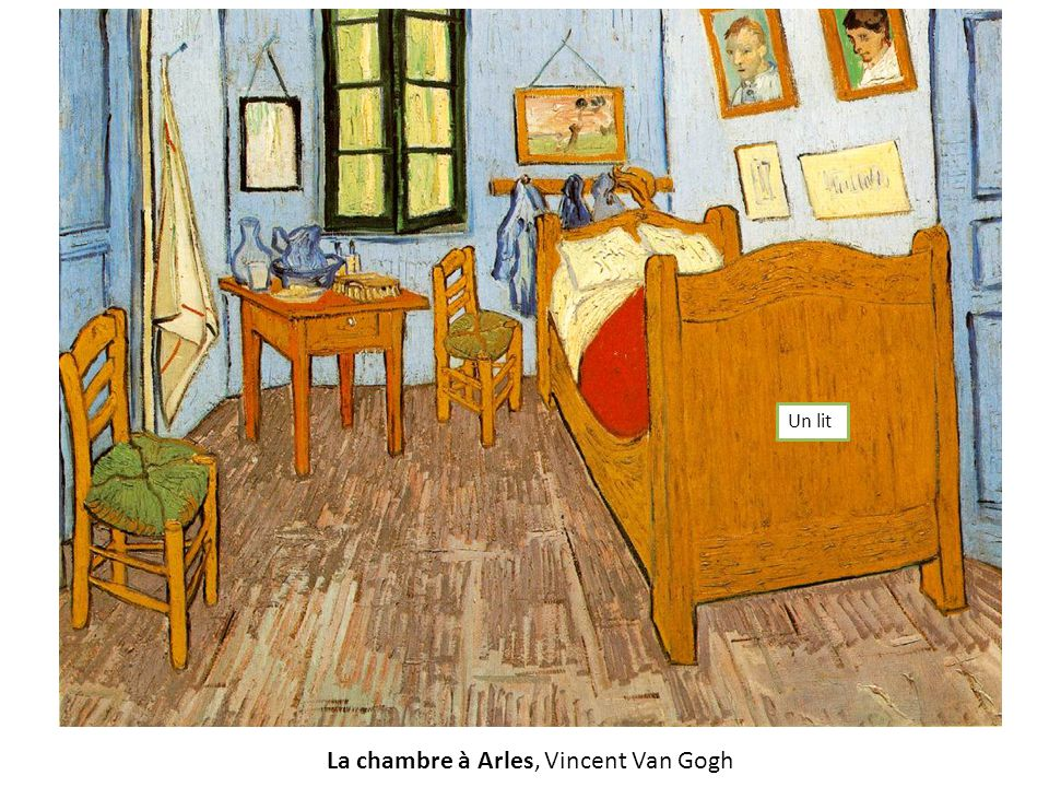 Awesome La Chambre Jaune Vincent Van Gogh Ideas - Payn.us - payn.us