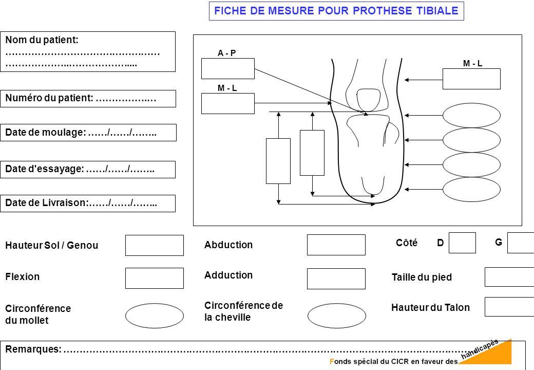 mesures moulage et rectification pour prothese trans tibiale ppt video online t l charger. Black Bedroom Furniture Sets. Home Design Ideas