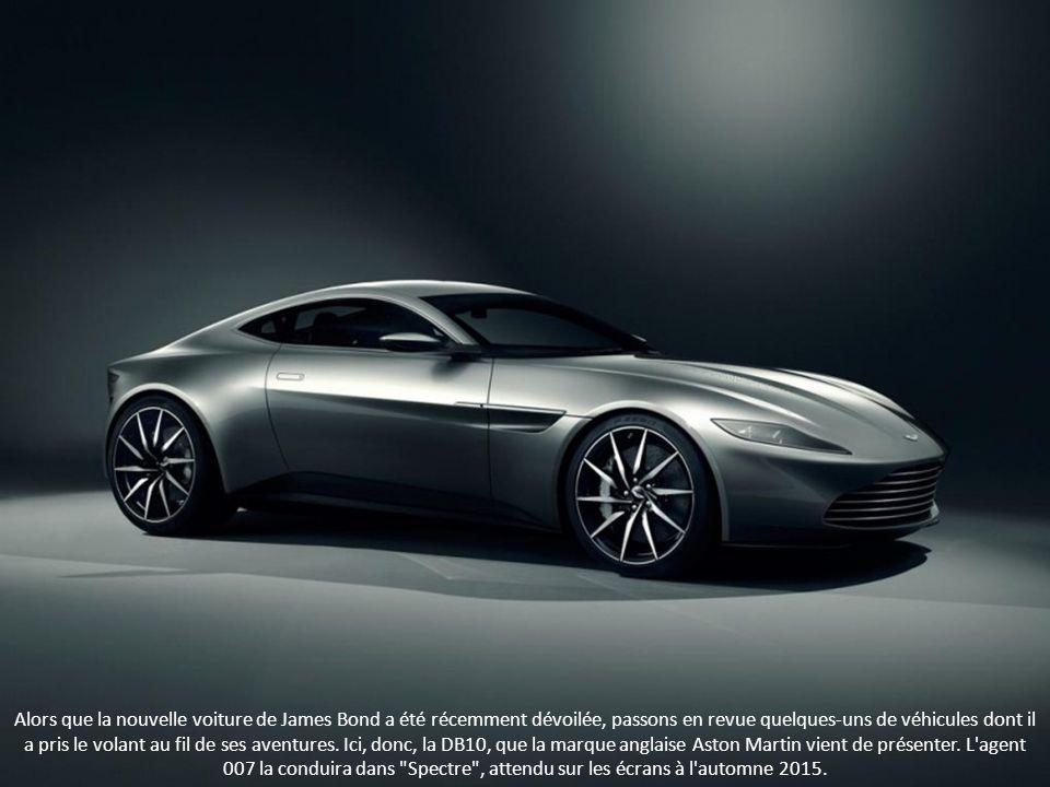 Souvent Les voitures de James Bond en images - ppt télécharger QR99