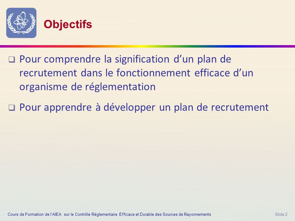cours sur le recrutement pdf