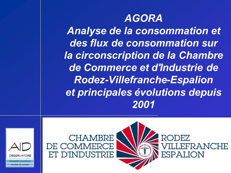 Agora analyse de la consommation et des flux de for Chambre de commerce et d industrie de bruxelles