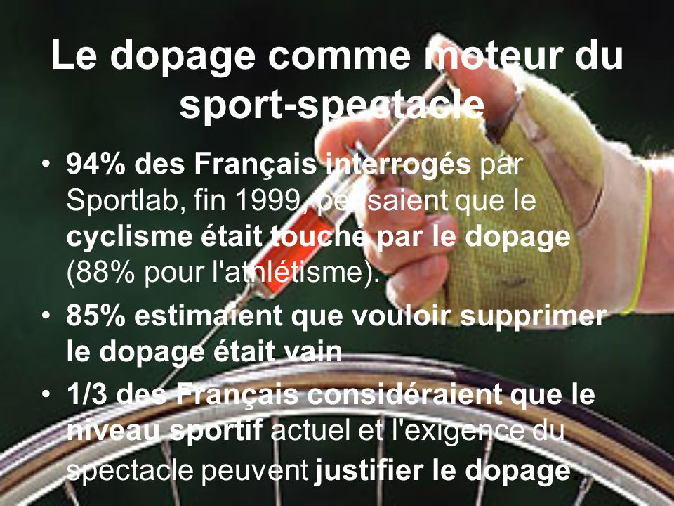 le dopage et le sport dissertation Homework is helpful because dissertation sur le dopage et le sport i need help with my vocabulary homework phd thesis on economics of education.