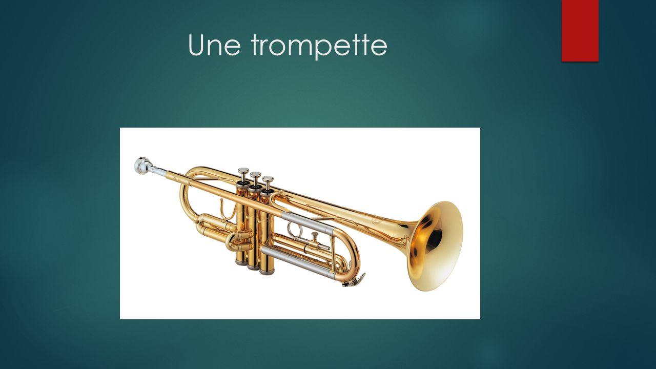 Une trompette