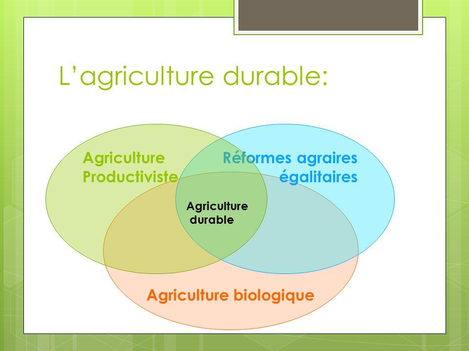 S ance 5 ducation au d veloppement durable l for L agriculture