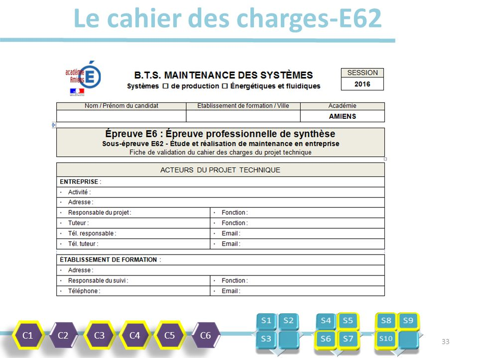 Fabrice browet ia ipr sti g rard hannicq ppt t l charger - Cahier des charges definition ...