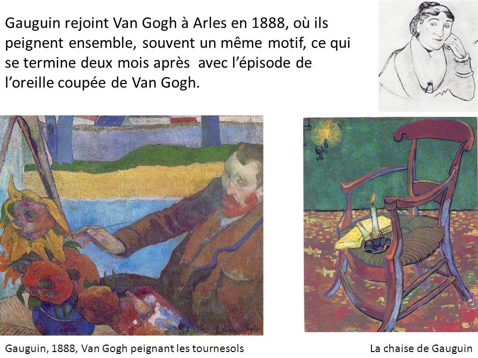 Nous avons en parlant de van gogh vu qu il voulait trouver un langage pictural apte exprimer - L oreille coupee van gogh ...