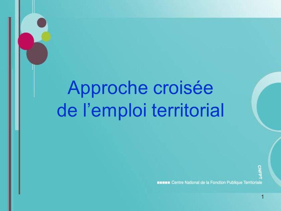 approche crois 233 e de l emploi territorial ppt t 233 l 233 charger