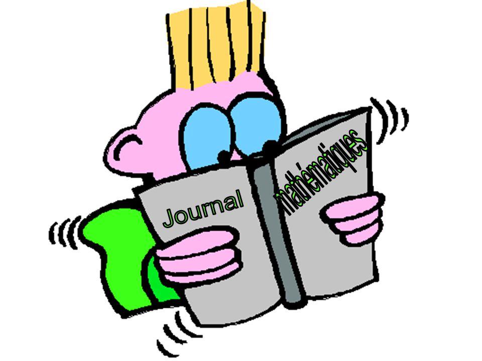 mathématiques Journal