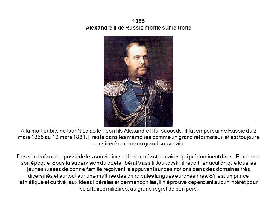 empereur alexandre ii