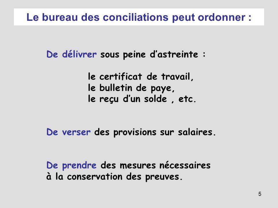 Le conseil des prud hommes cph ppt video online t l charger - Bureau de conciliation prud hommes ...