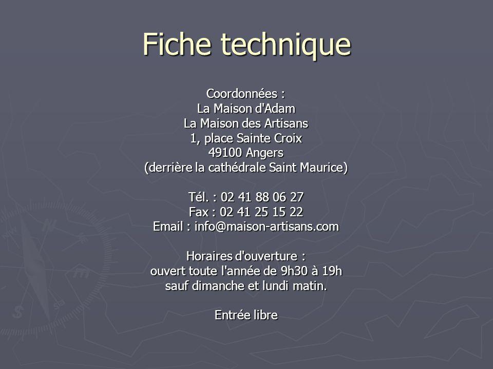 La maison d adam ppt video online t l charger for La maison des artisans