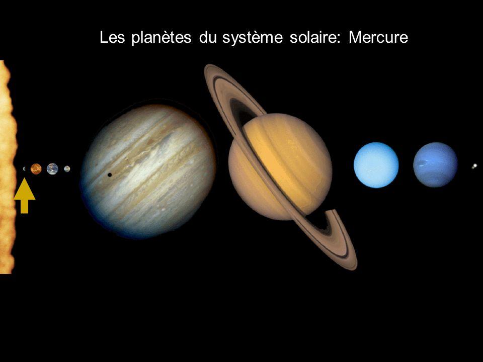 Préférence Les planètes du système solaire: Mercure - ppt télécharger LK55