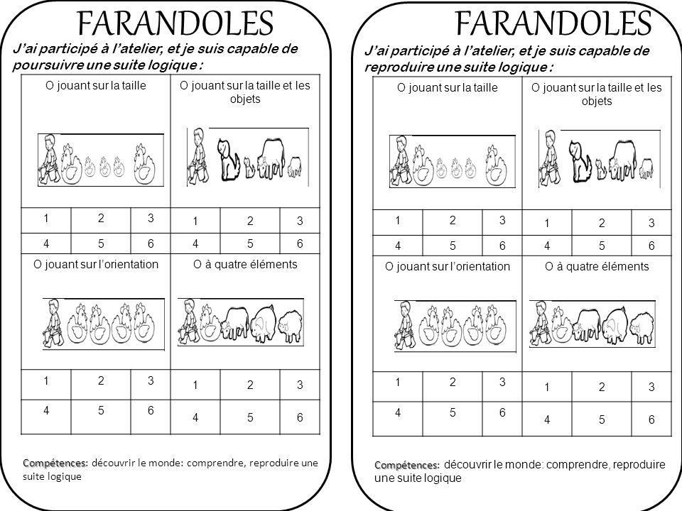 FARANDOLES FARANDOLES