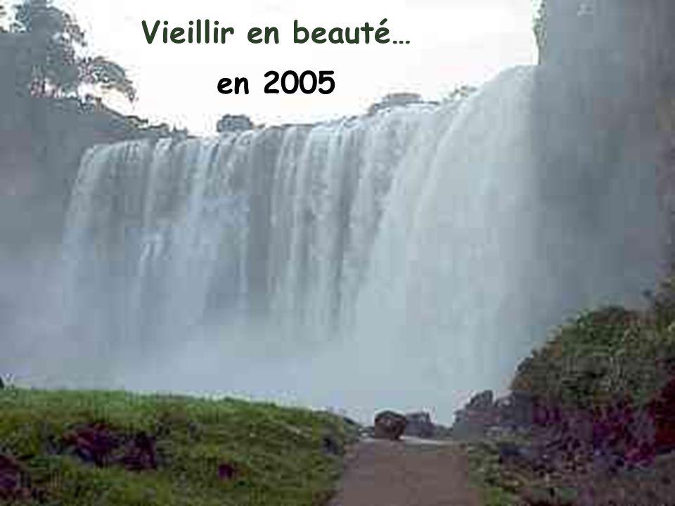 Vieillir en beauté… en 2005