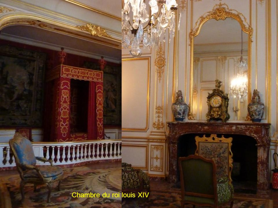 Ch teau de chambord fa ade nord ppt t l charger for Chambre louis xiv