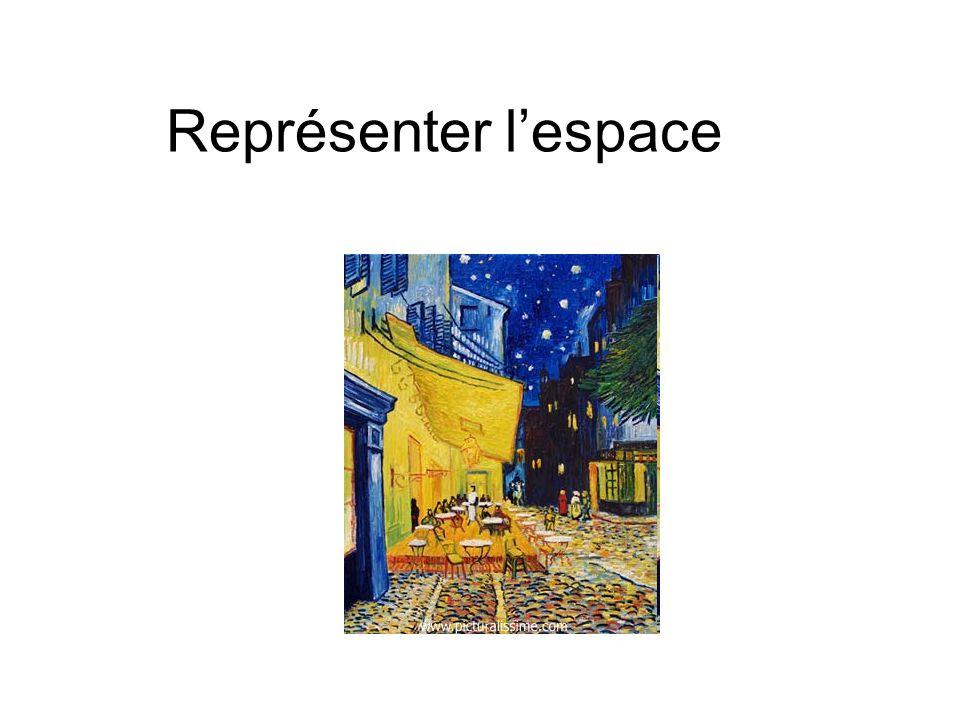Représenter l'espace