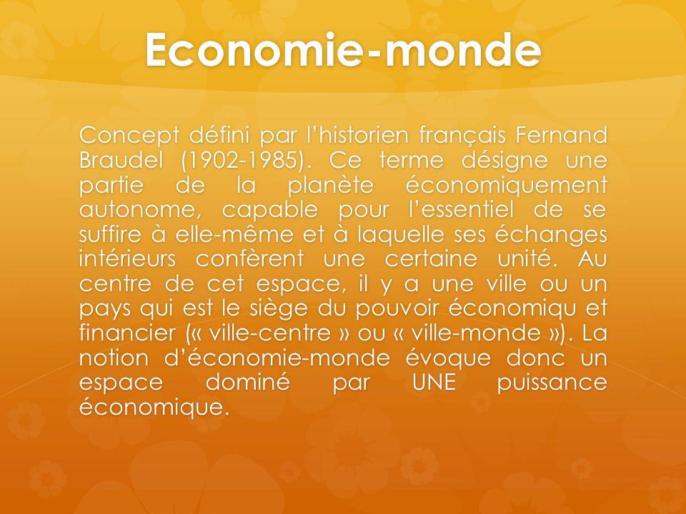 Economie-monde