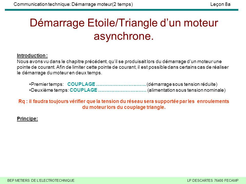 d marrage etoile triangle d un moteur asynchrone ppt video online t l charger. Black Bedroom Furniture Sets. Home Design Ideas