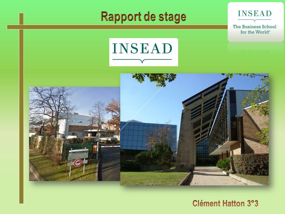 Rapport de stage Clément Hatton 3°3