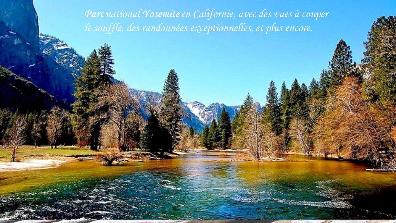 Courte visite de 5 parcs nationeaux am ricains ppt - Conseil national des parcs et jardins ...