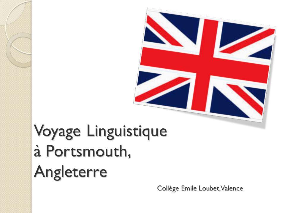 voyage linguistique portsmouth angleterre ppt t l charger. Black Bedroom Furniture Sets. Home Design Ideas