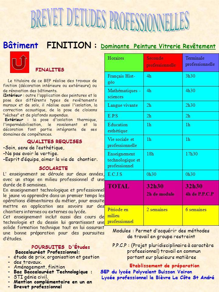 Exposition des formations ppt t l charger - Cours sciences appliquees bac pro cuisine ...