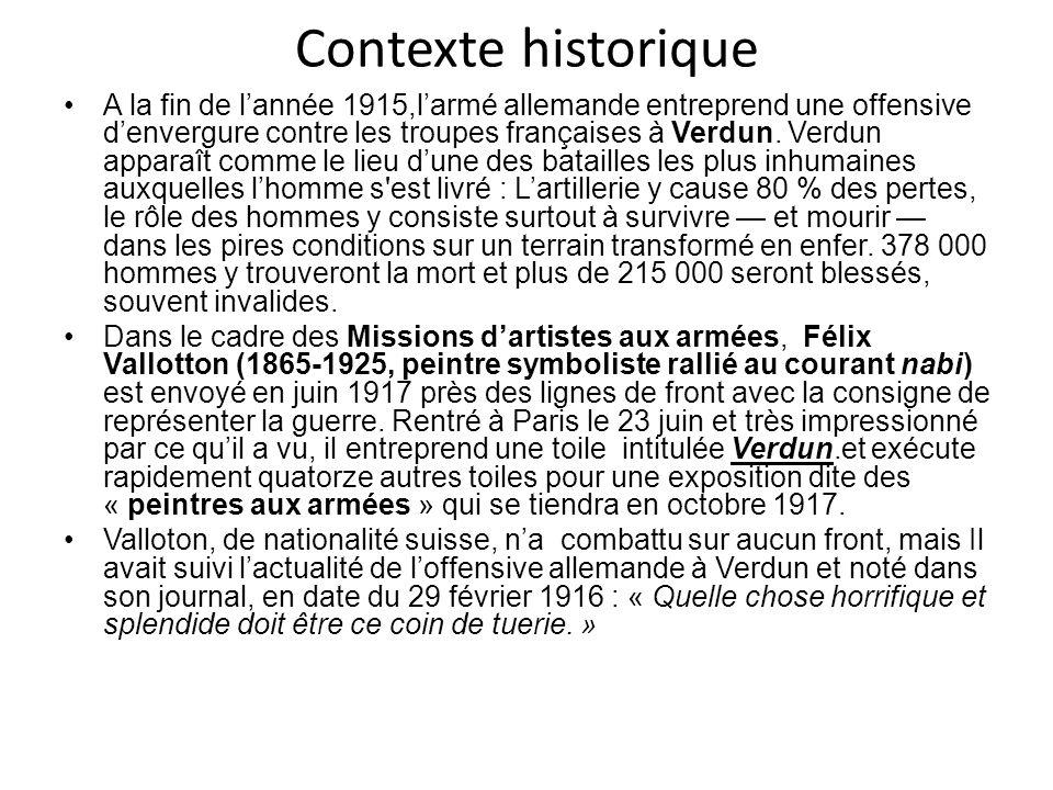 Th me l art et la guerre les artistes et la premi re - La chambre des officiers contexte historique ...