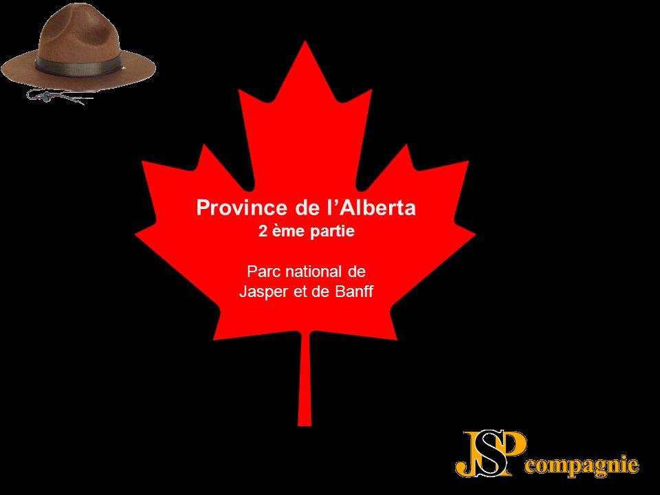 Province de l alberta 2 me partie parc national de jasper - Conseil national des parcs et jardins ...