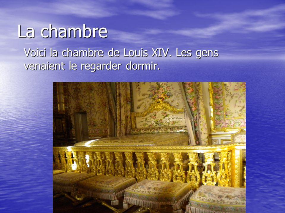 Le ch teau de versailles ppt t l charger for Chambre 13 film marocain telecharger