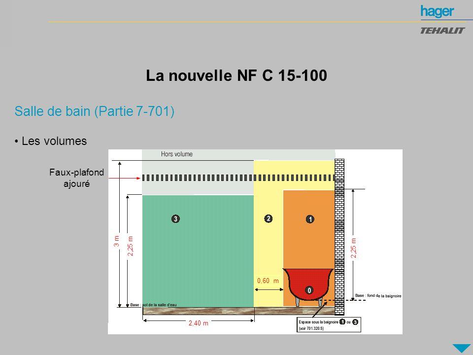 la nouvelle nf c 15 100 salle de bain partie 7 701 - Nfc15100 Salle De Bain