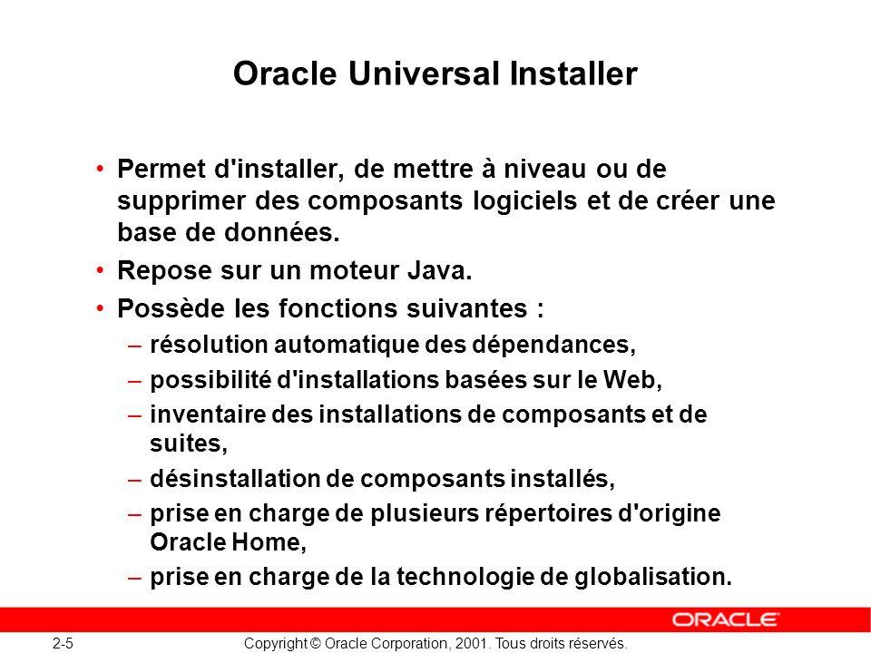 Oracle Universal Installer
